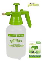 1L Heavy Duty Portable Sprayer Manual Pressure Pump Hand Held Garden Weed Water