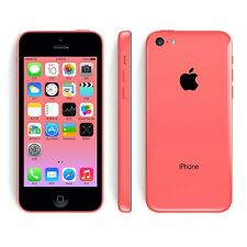 Original Apple iPhone 5c 32GB Factory Unlocked Smartphone - A+++- PINK