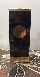 Opium Pour Homme By YSL 1.6 Fl.oz Edp Spray Rechargeable Men NIB Sealed Rare.