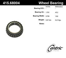 Wheel Bearing-Premium Bearing Front Inner,Front Outer Centric 415.68004