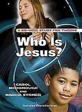 Who Is Jesus?: A Six-Week Study for Tweens