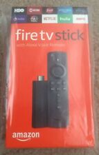 Amazon Fire TV Stick with Alexa Voice Remote - 2018 Version (2nd Gen)