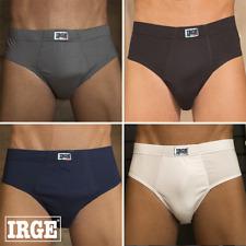 IRGE IR016 Slip Uomo Cotone Elasticizzato - 6 PEZZI