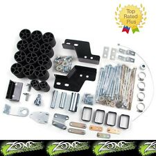 "2004-2005 Ford F150 Zone Offroad 3"" Body Lift Kit 2WD/4WD Crush Rating 60K LBS!"