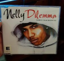 Nelly - Dilemma  -  MUSIC SINGLE CD- FREE POST *