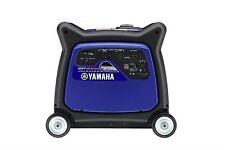RV  Yamaha EF6300iSDE 5500 Watt Electric Start Inverter-Generator  - EF6300is