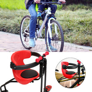 US Kids Front Bike Seat Child Bicycle Safety Chair Carrier Max Load Bearing