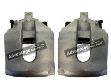 FITS VOLVO XC90 2002 - 2014 REAR LEFT & RIGHT BRAKE CALIPERS PAIR NEW 8602725