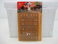 Faller H0 361 Zaun-System ca. 70 Zaunteile  WT5045