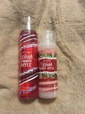 Bath and Body Works Winter Candy Apple Body Spray