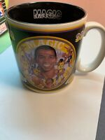1992 NBA Collectors Mug Magic Johnson LA Lakers Limited Edition With Box