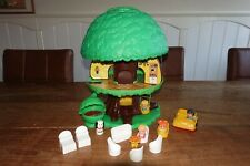 1975 model vintage Kenner family Clipper COMPLEET TREE TOTS TREEHOUSE Treetots