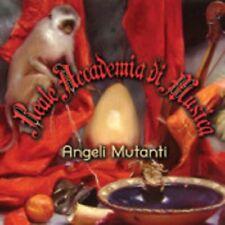 REALE ACCADEMIA Angeli mutanti CD  italian prog