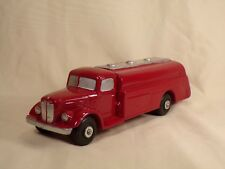 Vintage Rare 1930's National Products Art Deco Mack Oil Tank Truck Promo Toy