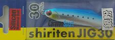 ARTIFICIALE SHIRITEN JIG COL 04 MADNESS 30 GR SILICON BAIT LURE PESCA JAPAN