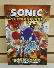 The Complete Sonic the Hedgehog Comic Encyclopedia by Sonic Scribes Staff