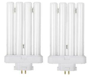 TBE Lighting 27w PLS 2-Pack of Energy Saving Daylight Bulbs for High Vision R...