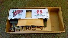 Athearn Blue Box HO Scale Custom Orange Empire 25th Anniversary 40 Ft Boxcar