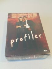 Profiler - Season 3 (DVD, 2004, 6-Disc Set) sealed READ ALL