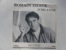 ROMAIN DIDIER D' Irlande FL 91/02