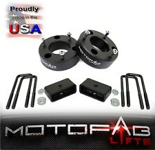 "3"" Front and 1"" Rear Leveling lift kit for 2007-2018 Chevy Silverado Sierra GMC"