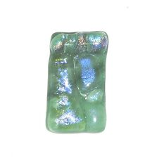 Dichroic Glass Cab Dk 552 /Cabochon For Jewelry Making Handcrafted