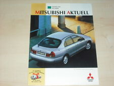31920) Mitsubishi Colt Galant 3000 GT Prospekt 1996