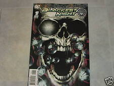 GREEN LANTERN BLACKEST NIGHT #1 Geoff Johns Ivan Reis