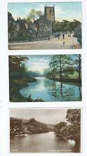 Postcard Collection Skipton Wortley & Otley