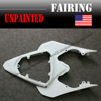 Unpainted Rear Tail Upper Cover Fairing Cowl Set for YAMAHA YZF R6 2008-2013 09