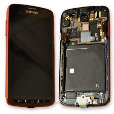 Display originale per Samsung Galaxy s4 Active i9295 con cornice e molti contenuto