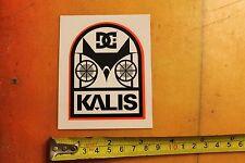 Josh Kalis Owl DC Shoe Co. Skateboards Vintage Skateboarding Decal STICKER