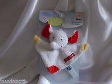 Doudou éléphant, doumou de bain, Sucre d'Orge