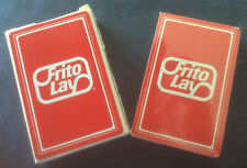 Frito Lay playing cards  Vintage - New unopened