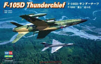 Hobbyboss  80332 1/48 F-105D Thunderchie Model kit