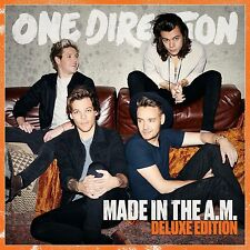 ONE DIRECTION - MADE IN THE A.M. DELUXE EDITION - CD SIGILLATO 2015