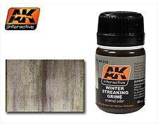 AK INTERACTIVE COLATURE DI SPORCO INVERNALE Cod.AK014