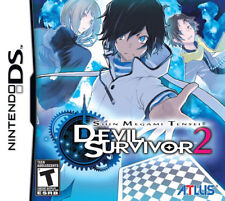 Shin Megami Tensei: Devil Survivor 2 NDS New Nintendo DS