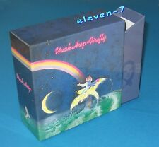 Uriah Heep Firefly PROMO BOX FOR JAPAN MINI LP CD Box Only