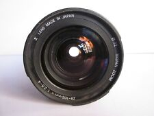 Sigma 28-105mm D type Aspherical Zoom AF Lens f2.8-4 fr Nikon SLR Cameras