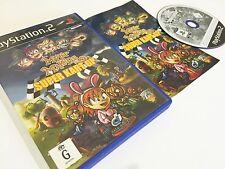 MYTH MAKERS SUPER KART UP PS2 PLAYSTATION 2