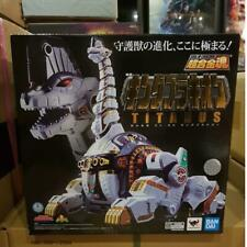 Soul of Chogokin SOC GX-85 King Brachion Titanus Bandai GX85 Power Rangers