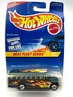 Hot Wheels School Bus Heat Fleet Series 2/4 538