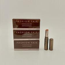 Three Fashion Fair Stick Concealers for Dark Circles and Blemishes CINN 1126