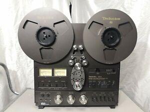 Technics RS-1506U 4 Track Reel To Reel Tape Recorder