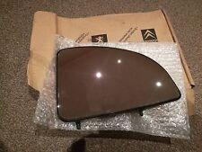 Genuine Peugeot Boxer Citroen Relay Fiat Ducato LH Wing Mirror Glass 8151ET