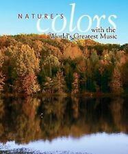 Natures Colors With The Worlds Greatest Music (Blu-ray Disc, 2007) ***NEW!!***