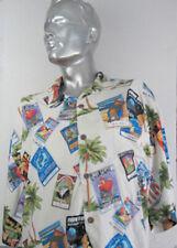 Jimmy Buffett Hawaiian Tour Shirt Made For Crew Only!