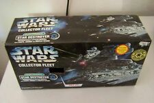 Star Destroyer Lights & Sound Star Wars Collector Fleet 1997 Kenner in box