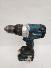 "Makita XPHO7 18V LXT Lithium-Ion Brushless 1/2"" Hammer Driver-Drill  10/B5982C"